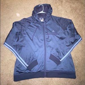 Vintage adidas track style jacket!